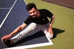 Consistent Virat Kohli is undoubtedly the biggest brand in the global cricketing fraternity right now and he has achieved it with immense hard-work Puma Store, Virat And Anushka, Chennai Super Kings, Gym Clothes Women, Mens Fashion Suits, Fashion Fashion, Spirit Jersey, Love You Baby, Some People Say