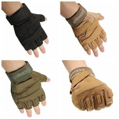 amazones gadgets Motorcycle Riding Tactical Military Airsoft Half Finger Gloves: Bid: 16,41€ Buynow Price 16,41€ Remaining 14 hrs 49 mins…