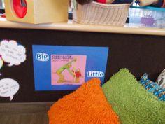 Preschool Dr Seuss Room Enhancements Big Little poster