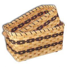 Laundry Baskets ~Amish ~ Handmade