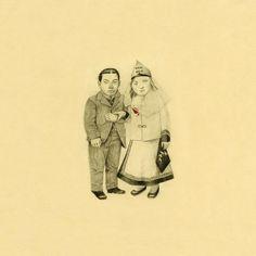 The Decemberists - The Crane Wife (2006), arte de capa por Carson Ellis
