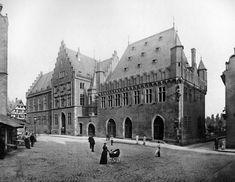 Frankfurt,Germany in 1898.    🌍