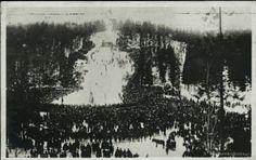 Christiania Kristiania Holmenkollrendet 1914
