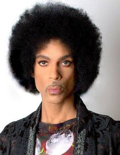 Prince's Passport Photo Will Make Doves Cry