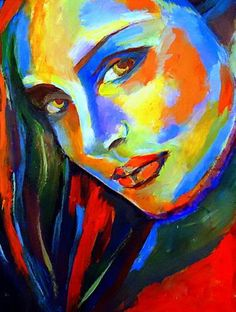 View Helena Wierzbicki's Artwork on Saatchi Art. Find art for sale at great prices from artists including Paintings, Photography, Sculpture, and Prints by Top Emerging Artists like Helena Wierzbicki. Eye Painting, Painting People, Fauvism Art, Marilyn Monroe Painting, Realistic Eye Drawing, Love Drawings, Drawing Faces, Wall Drawing, Smiling Eyes