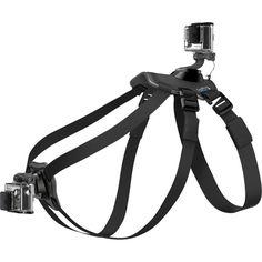 GoPro Fetch Dog Harness, Brown