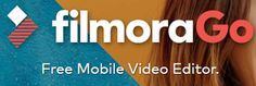 Need students to create a fun video but not sure what app to use? Check out FilmoraGo, a free and easy to use app. This post is what we used to help guide the FACS students to create their own videos.