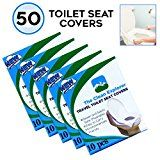 #6: Disposable Toilet Seat Covers Travel Office Potty Training. 50 covers #ToiletTraining