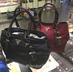 Prada BN1841 RM2,545 ❤❤ it? Order now. Once it's gone, it's gone! Just WhatsApp me +44 7535 715 239. We are at Bicester Village (luxury designer fashion).  Last orders 11:45pm ⏰ Malaysia time.  See more great items 👉🏾 #L2KLbv #L2KLbv #L2KLbv, or contact me now on WhatsApp for anything you are searching for.