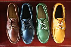 Quoddy Handcrafts Shoes That Are Worth the Wait - Best Shoes 2014 - Esquire