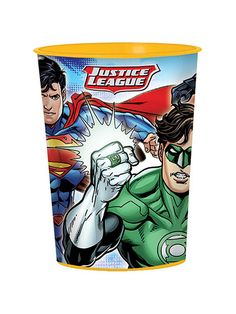 Looking for Justice League 16oz Favor Cup for your next bash? Browse Birthday in a Box for the popular and party decorations & low prices.