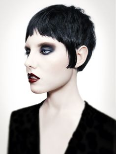 Hair: Akin Konizi @HOB Salons Photography: Matthew Shave Make-up: Nicky Weir Stylist: Kate Ruth