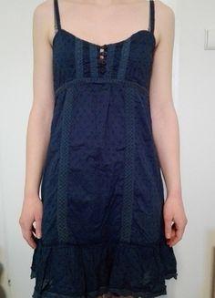 Kup mój przedmiot na #vintedpl http://www.vinted.pl/damska-odziez/krotkie-sukienki/12789717-sukienka-granatowa-reserved #sukienka36 #reserved #granatowa