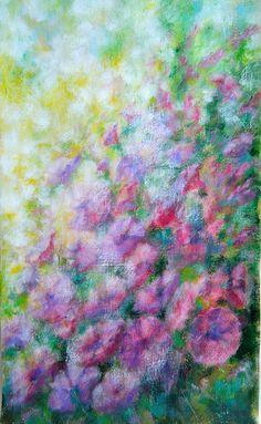 http://www.flickr.com/photos/antoniasoler/7000120567/  #arte #contemporaneo #elche #serielirica #art #paintings #antoniasoler #flowers http://antoniasoler.com/es/blog