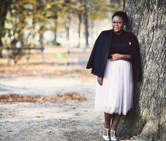 Collection Automne/Hiver 2015 Balsamik - Veste masculine portée par la blogueuse Nathalie du blog The crazy soprane.  La veste: http://www.balsamik.fr/veste-masculine-noir.htm?ProductId=001010435&FiltreCouleur=6559&t=1