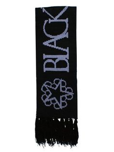 Black Veil Brides Logo Scarf. bvb army, you are awesome i love you thank you for following my board and getting me to 100 followers