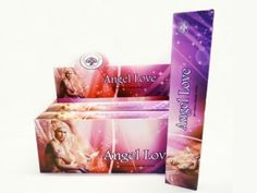 Incenso Angel Love via roots shop. Click on the image to see more!