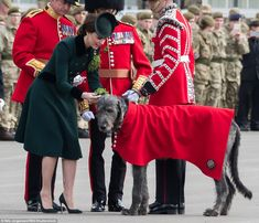 The Duke, who is Colonel of the Irish Guards, and the Duchess will visit the 1st Battalion Irish Guards at their base in Hounslow