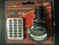 รหัสสินค้า N12  เครื่องเล่น MP3 ติดรถยนต์  ส่องสว่างได้ไกล ใช้ต่อเข้ากับไฟ 12 V ติดได้ทั้งรถจักรยานยนต์และรถยนต์   (ใช้กับไฟ 12 V เท่านั้น)  ปกติ  290.-  ลดเหลือ  280.-
