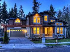 Plan W23274JD: Narrow Lot, Corner Lot, Northwest, Photo Gallery, Craftsman, Premium Collection House Plans & Home Designs