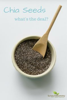 Chia Seeds: All Abou