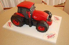 Dort marcipánový * traktor