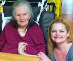 Aunty Doreen & me