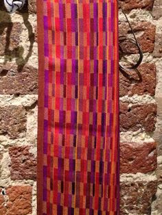 London Guild of Spinners, Weavers & Dyers, summer exhibition, St Martin's in the Fields Crypt, until Sept 14th