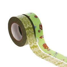Masking Tape 4 Piece Set III, $17, now featured on Fab.