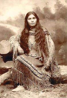 Cherokee Lady