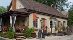Bistro, Louis Xiv, Bruno, Saint, Outdoor Decor, Plants, Restaurants, Home Decor, Kitchens