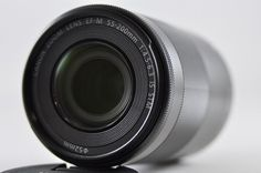 [Near Mint] CANON EF-M 55-200mm F4.5-6.3 IS STM Zoom lens For EOS M-Series #CANON