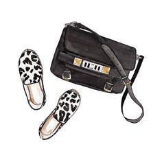 Good objects - As seen on @lovelaurenalexa ! @seedheritage espadrilles @proenzaschouler Bag #goodobjects