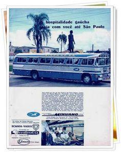 DESENHOS DE ONIBUS BRASILEIROS E ONIBUS GTA/PTTM: Eliziario Bi-Campeao Scania B-75 Viação Minuano