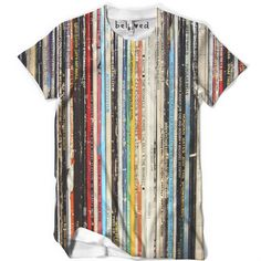 Records Men's Tee | Beloved Shirts