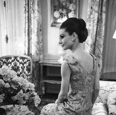 Audrey Hepburn – The Ritz, Paris 1964