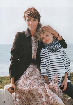 Helena Christensen - Self Portrait with Mingus.