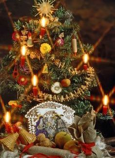 Christmas is the time of festivities and getting together. (Romanian Orthodox)