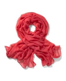 you can always add a pop of color with a scarf!