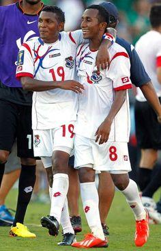 Panama midfielder Alberto Quintero Marco Sanchez CONCACAF Gold Cup