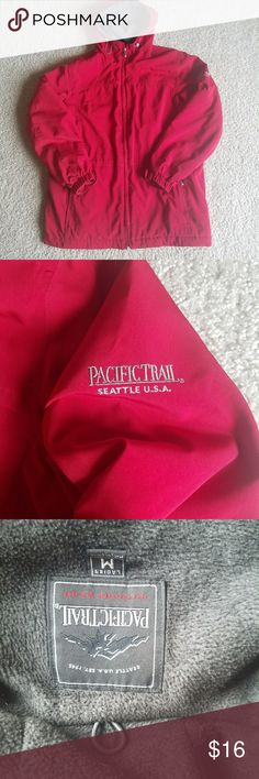 Selling this WOMENS PACIFIC TRAIL JACKET on Poshmark! My username is: karabrathol. #shopmycloset #poshmark #fashion #shopping #style #forsale #Jackets & Blazers