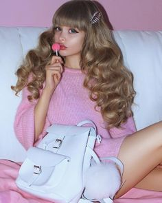 Read the story of Angelica Kenova, a woman known as the Human Barbie whose parents require her to stay in their presence at all times. Bratz Doll Outfits, Barbie Clothes, Barbie Girl Real Life, Human Doll, Western Girl, Fashion Project, Barbie World, Kawaii Girl, Doll Clothes Patterns