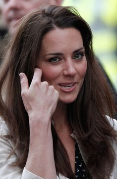 Kate Middleton - Final Preparations Are Made Ahead Of The Royal Wedding