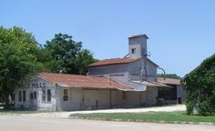 Clifton TX - Old Feed Mill
