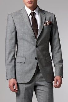 Customize your own suit? So there!