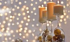 Wonderful Ever New Years Eve Decoration For Your Home. ing are the Ever New Years Eve Decoration For Your Home. This post about Ever New Years Eve Decoration For Your Home was posted under the category by our team at March 2019 at pm. Hope you enjoy . Christmas Centerpieces, Christmas Decorations, Christmas Candles, Pearl Wedding Centerpieces, Wine Glass Centerpieces, Christmas Wedding, Christmas Crafts, Homemade Christmas, Rustic Christmas