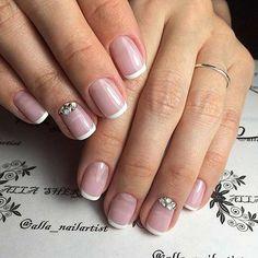 31 Elegant Wedding Nail Art Designs