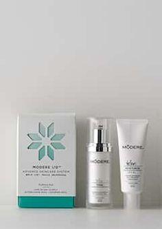 モデーア I/D アドバンス スキンケアシステム | 有用な美容成分を角質層へ届け、肌を守る。2Stepでハリとうるおいの上質肌へ。