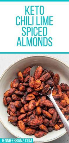 Nut Recipes, Almond Recipes, Beef Recipes, Cooking Recipes, Keto Snacks, Healthy Snacks, Healthy Recipes, Clean Recipes, Diabetic Recipes