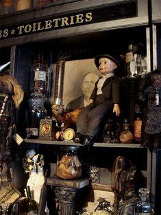 Cabinet of Curiosities - Gothic Rose Antiques